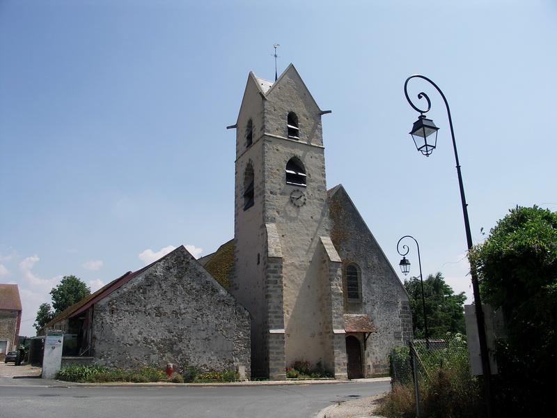 2.5- Eglise du XIII siècle