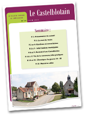 Le Castelblotain N°10