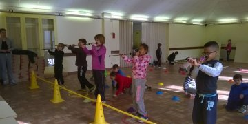 STAGE Multisports hiver 2015